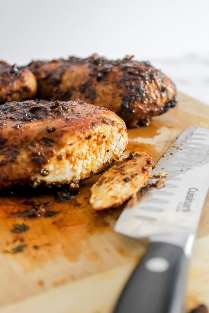 Marinated Greek Style Chicken
