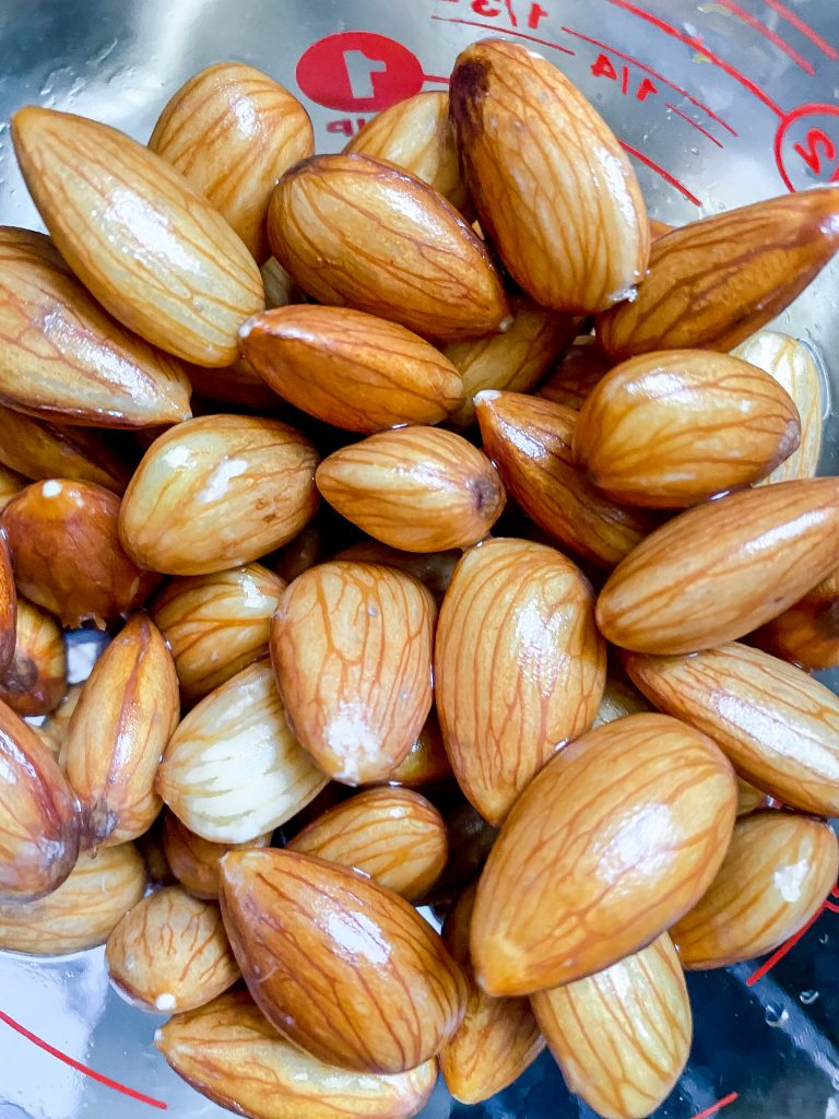 Hydrated Almonds