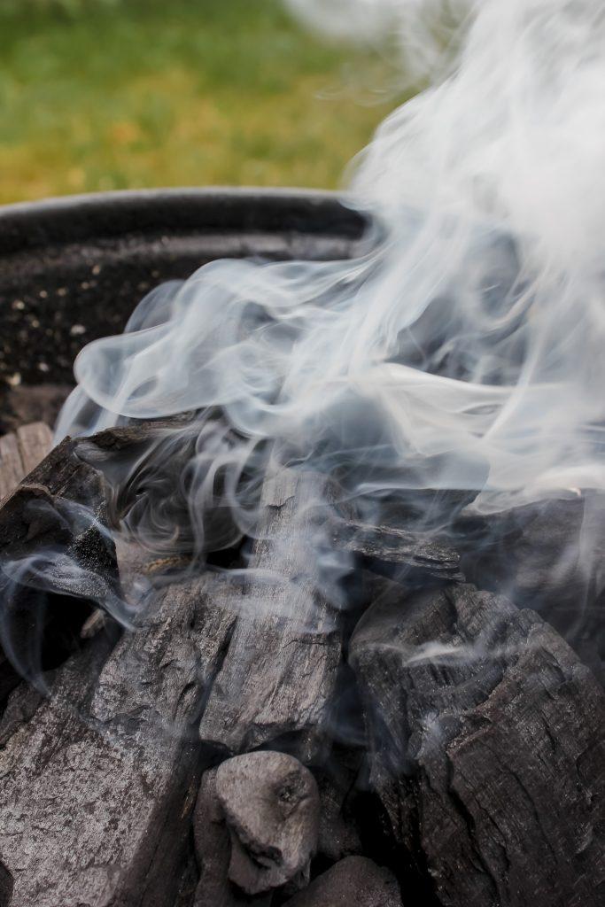 Charcoal & Smoke
