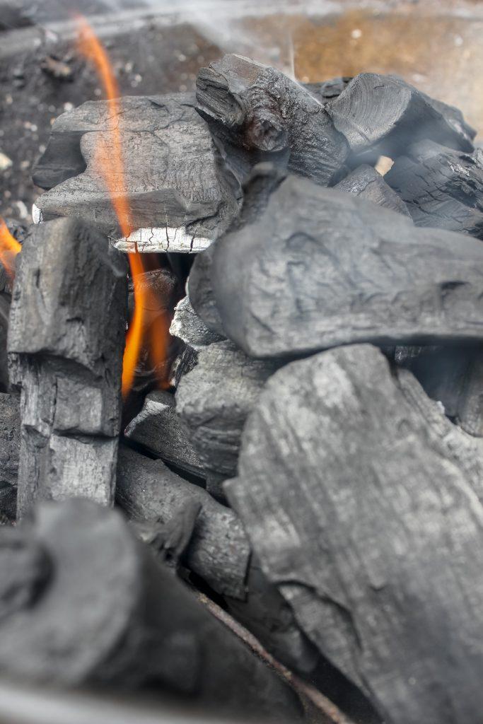 Charcoal Flame