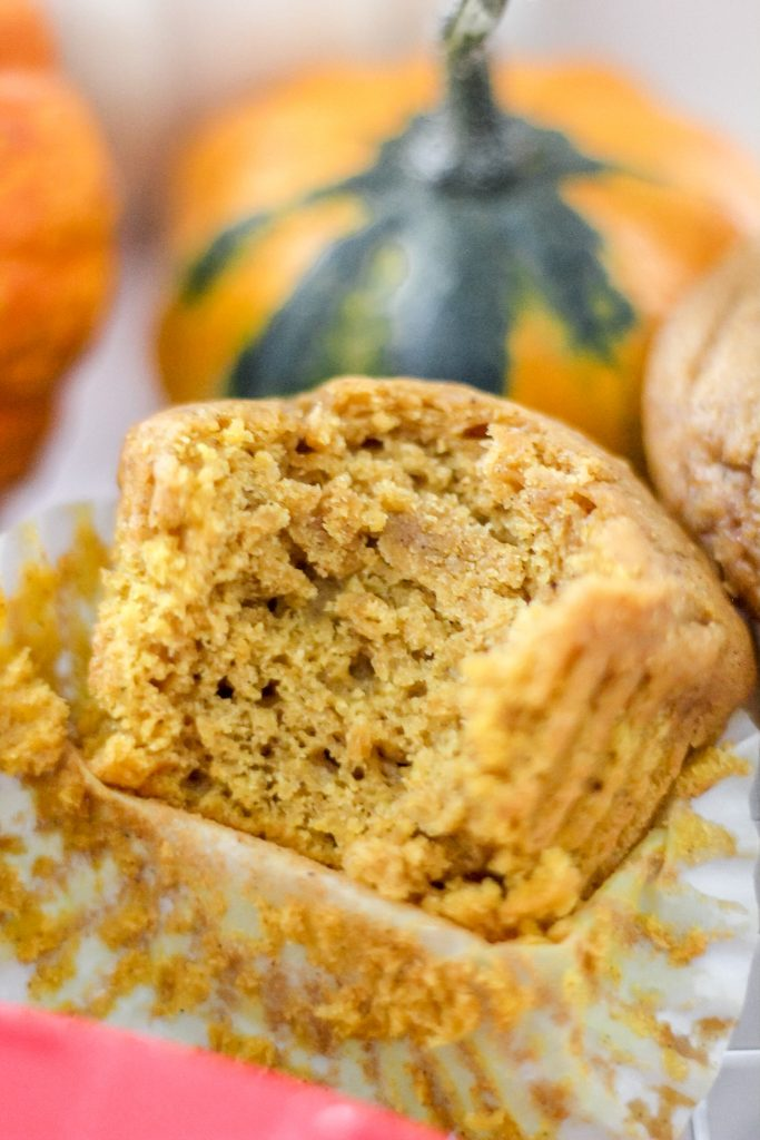 Bitten Easy and Delicious Pumpkin Spice Muffins (Moist)