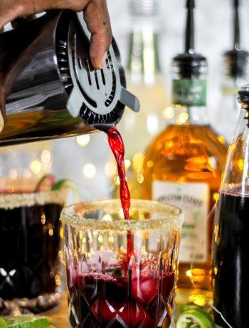 Jamaican Sorrel Cocktail