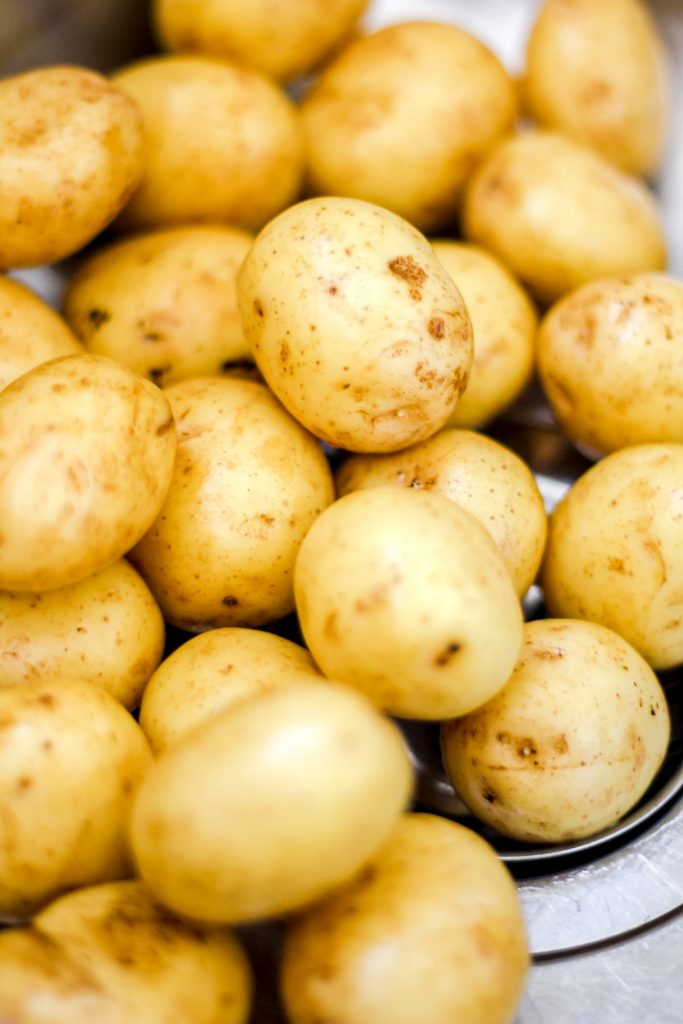 Yellow Baby/Petite Potatoes