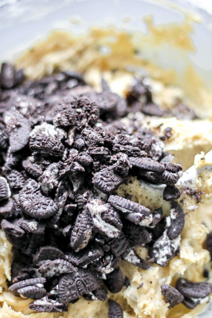 Cookie Batter & Oreo Cookies