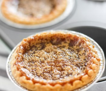 Easy Classic Butter Tarts_Featured Image