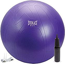Everlast FIT Pro Grip Fitness Ball, 75cm