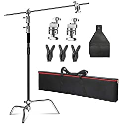 Lomia Photo Studio Heavy C Stand