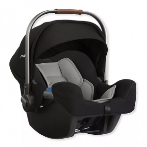 PIPA™ by Nuna® Infant Car Seat with Base in Caviar