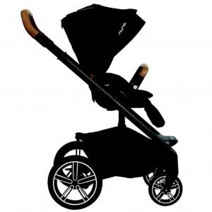 Nuna® Mixx™ Single Stroller in Caviar
